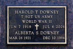 Alberta S Downey
