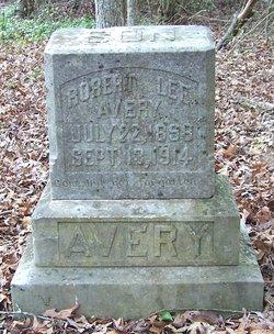 Robert Lee Avery