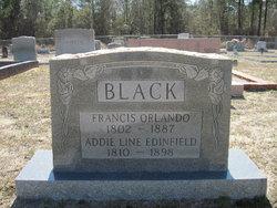Adaline Addie <i>Edenfield</i> Black