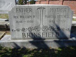 Mollie S. <i>Mitchell</i> Brinsfield