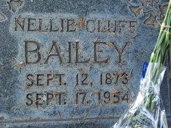 Nellie <i>Cluff</i> Bailey