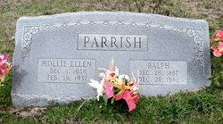 Mary Ellen Mollie <i>Prather</i> Parrish