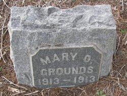 Mary O Grounds