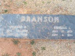 Sylvia Genelle <i>Loving</i> Branson