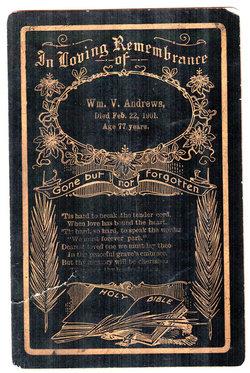 William Varney Andrews