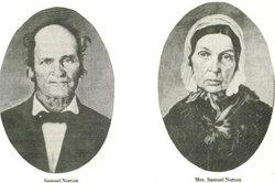 Mary <i>Bucklin</i> Norton