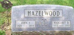 Margaret Delores <i>STANFORD</i> Hazelwood