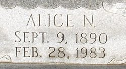 Alice <i>Nelson</i> Ashe