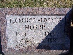 Florence Ruby <i>Alderfer</i> Morris