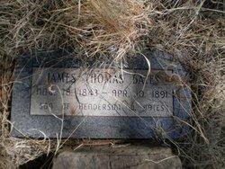 James Thomas Bates