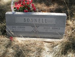 Donald Osborn Don Bonnell