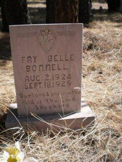 Fay Belle Bonnell