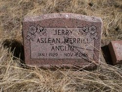 Florence Aslean <i>Batte Merrill Reese</i> Anglin