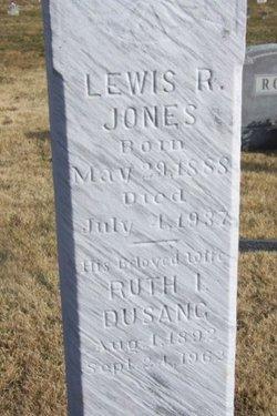 Lewis Resh Jones
