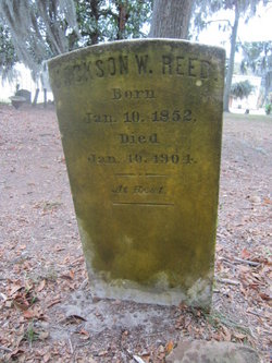 Jackson W. Reed