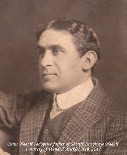Bernard William Berne Nadal