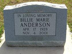 Billie Marie Anderson