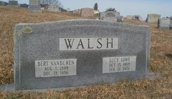 Bert Vanburen Walsh