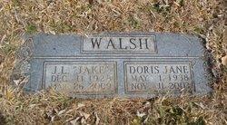 Doris Jane <i>Oliver</i> Walsh