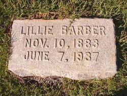 Lillie <i>King</i> Barber