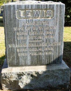 Amazette Lewis