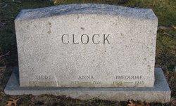 Theodore Gilbert Clock