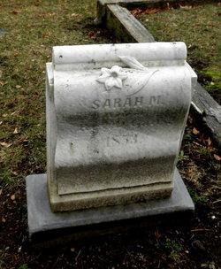 Sarah M. <i>Jenkin</i> Gans