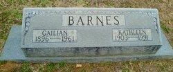 Gailian Barnes