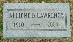 Alliene B Lawrence