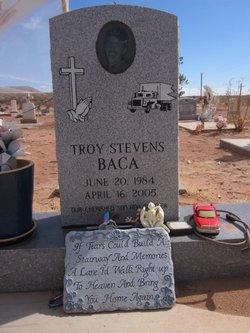 Troy Stevens Baca
