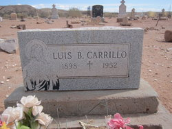 Luis B Carrillo