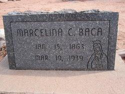 Marcelina C Baca