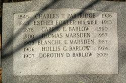 Carrie E. Barlow
