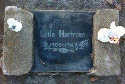 Leila <i>Dunn</i> Hartman