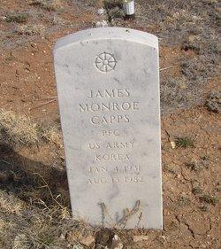 James Monroe Capps