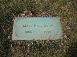 Mary <i>Brey</i> Arny