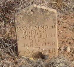 Mary J. Arnold