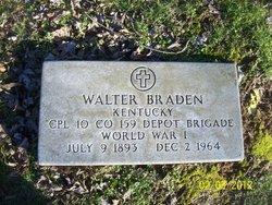 Walter Braden