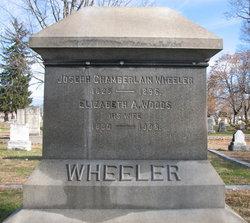 Nancy Annette <i>Wheeler</i> Chandler