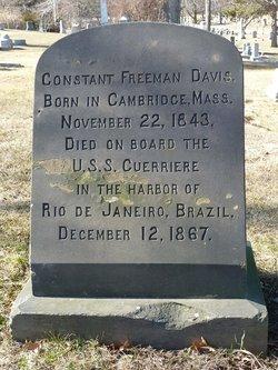 Constant Freeman Davis