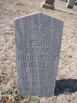 Selma Balzer