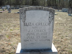 Eliza <i>Aldrich</i> Creech