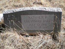 Nathalie P <i>Logvinoff</i> Ball