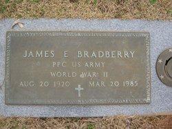 James E Bradberry