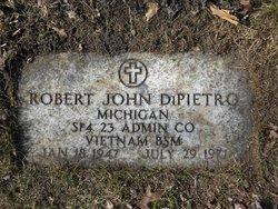 Robert John DiPietro