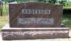 Allie <i>Smith</i> Anderson