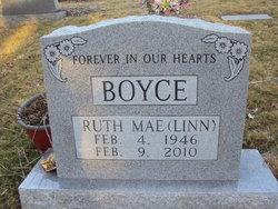 Ruth Mae <i>Linn</i> Boyce