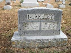 John M Blakeley