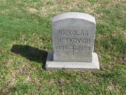 Nickolas Metkovich