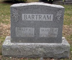 Bradley H Bartram